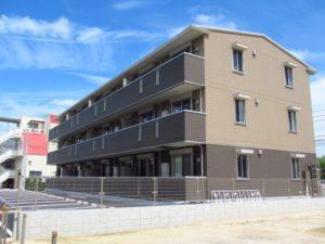 企業向けの集合住宅(アパートや賃貸マンション)